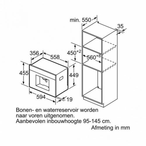 SIEMENS Kavos aparatas SIEMENS CT636LEW1 1,299.00