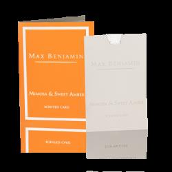 Max Benjamin Automobilio kvapas Max Benjamin Mimosa & Sweet Amber 5,00EUR