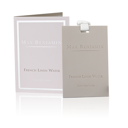 Max Benjamin Automobilio kvapas Max Benjamin French Linen Water 4,99EUR