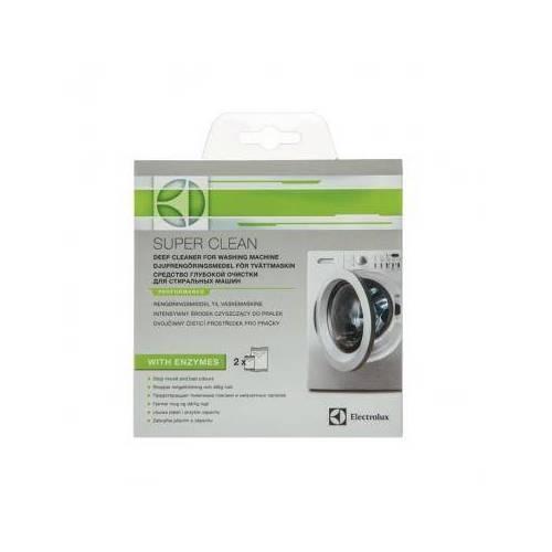 ELECTROLUX Gilaus išvalymo priemonė skalbyklėms E6WMI101, 2 vnt 9,00EUR