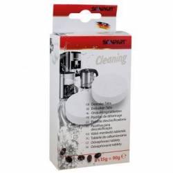 Scanpart Scanpart nukalkinimo tabletės automatiniams kavos aparatams (6 vnt) 9,49EUR