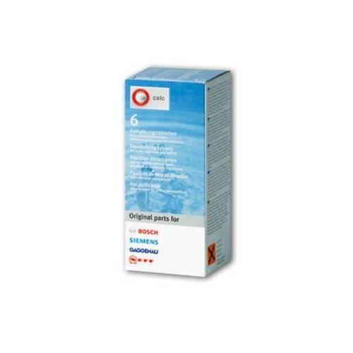 BOSCH Bosch - Siemens nukalkinimo tabletės (6 vnt) 11,29EUR