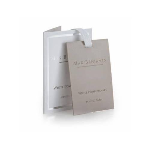 Max Benjamin Automobilio kvapas Max Benjamin White Pomegranate 4,99EUR