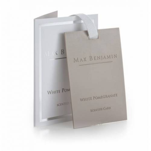 Max Benjamin Automobilio kvapas Max Benjamin White Pomegranate 5,00EUR