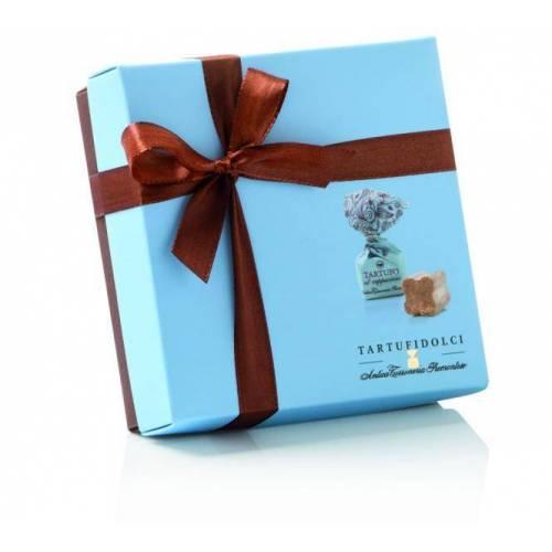 Antica Torroneria Piemontese Šokoladinių triufelių dėžutė TARTUFI CAPPUCCINO COLORE 125 g 9,59EUR