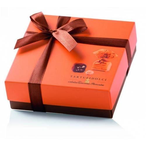 Antica Torroneria Piemontese Šokoladinių triufelių dėžutė TARTUFI GIANDUJA COLORE 125 g 9,59EUR