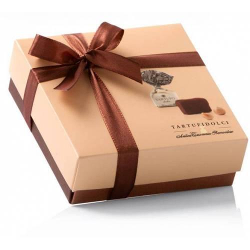 Antica Torroneria Piemontese Šokoladinių triufelių dėžutė TARTUFI DOLCI COLORE 125 g 9,59EUR