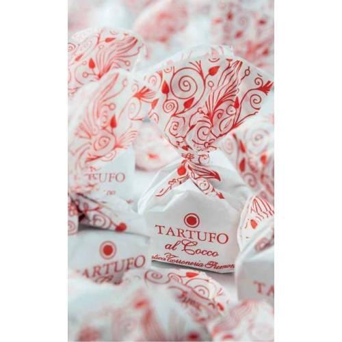 Antica Torroneria Piemontese Šokoladiniai triufeliai TARTUFI COCCO 200 g 10,99EUR