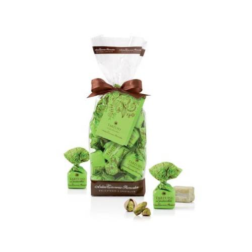 Antica Torroneria Piemontese Šokoladiniai triufeliai TARTUFO AL PISTACCHIO 200 g 10,99EUR