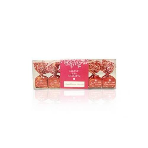Saldainių dėžutė TARTUFI AMARETTI CONFEZIONE  85 g