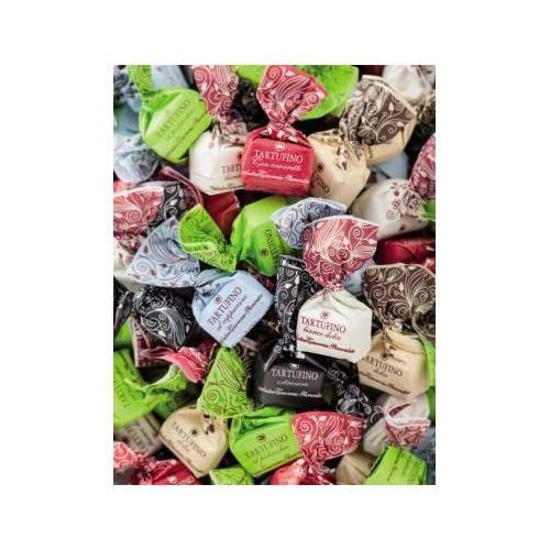 Antica Torroneria Piemontese Šokoladinių triufelių dėžutė TARTUFINI DOLCI MISTI 140 g 10,19EUR