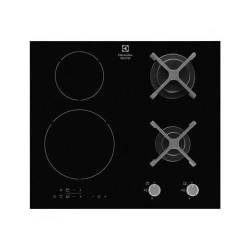 ELECTROLUX Montuojama dujinė-elektrinė kaitlentė Electrolux EGD6576NOK 400,00EUR