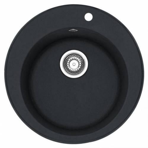 FRANKE Plautuvė FRANKE ROG 610-41 onikso (juoda) 156,00EUR