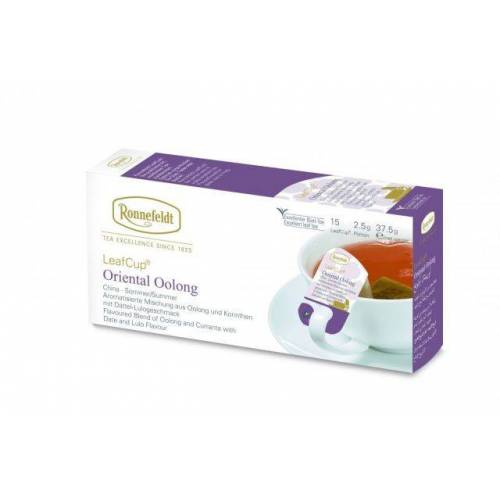 Žalioji arbata LeafCup® Oriental Oolong 15 vnt.