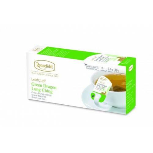 Ronnefeld arbata Žalioji arbata LeafCup® Green Dragon Lung Ching 15 vnt. 5,99EUR