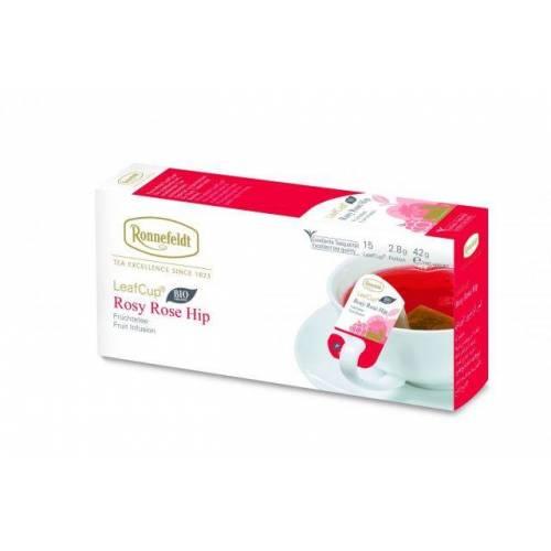 Ronnefeld arbata Vaisinė arbata LeafCup® Rosy Rose Hip 15 vnt. 5,99EUR