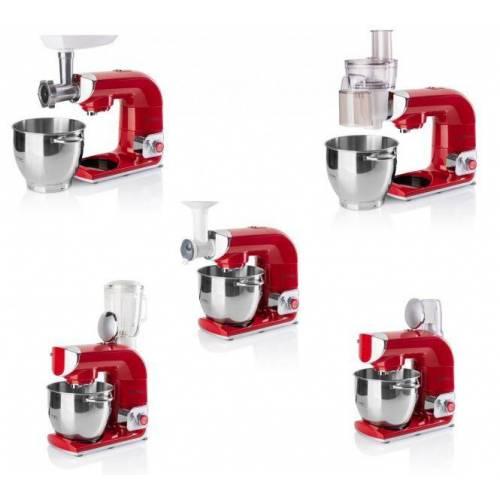 Eta RETRO stiliaus virtuvinis kombainas ETA002890063 Gratus Storio, raudonas 339,00EUR