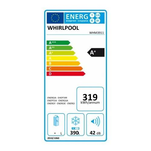WHIRLPOOL Šaldymo dėžė Whirlpool WHM3911, A+ 315,00EUR