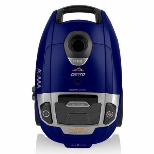 Eta A+AAA klasių dulkių siurblys ETA149290020 Canto II, t.mėlynas 120,99EUR