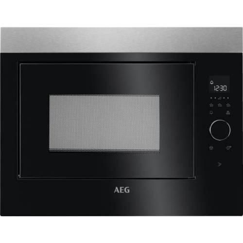 AEG Montuojama į baldus mikrobangų krosnelė AEG MBE2658SEM 415,99EUR