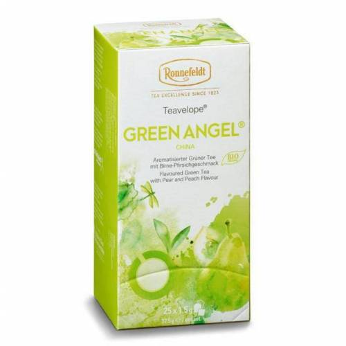 Ronnefeld arbata Teavelope® žalioji arbata Green Angel® 25 vnt. 5,49EUR
