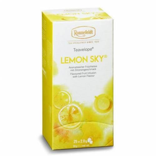Ronnefeld arbata Teavelope® vaisinė arbata Lemon sky 25 vnt 5,49EUR