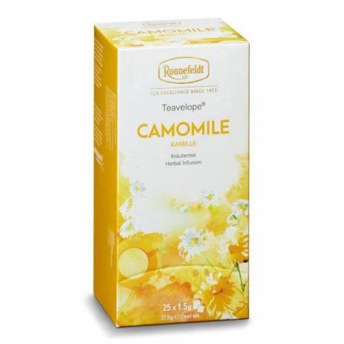 Ronnefeld arbata Teavelope® žolelių arbata Camomile 25 vnt. €5.49