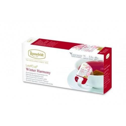 Ronnefeld arbata LeafCup® vaisinė arbata Winter Harmony 15 vnt. 5,99EUR