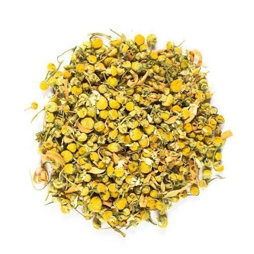 Ronnefeld arbata Biri žolelių arbata Fruity Camomile 100g €4.79