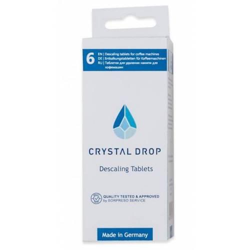 CRYSTAL DROP CRYSTAL DROP nukalkinimo tabletės 6 vnt. 8,99EUR