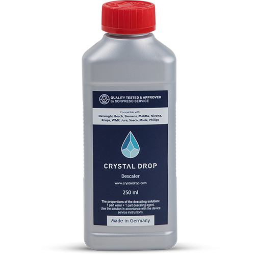 CRYSTAL DROP CRYSTAL DROP nukalkinimo skystis 250 ml 5,29 EUR