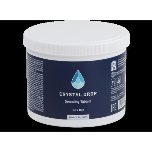 CRYSTAL DROP CRYSTAL DROP nukalkinimo tabletės 24 vnt. x 18g 29,99EUR