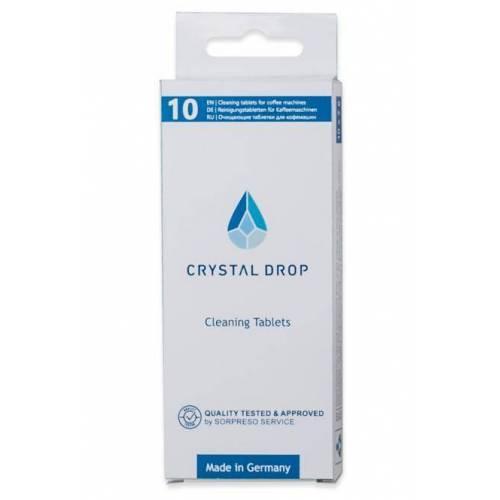 CRYSTAL DROP CRYSTAL DROP valymo tabletės 10 vnt. 7,99EUR