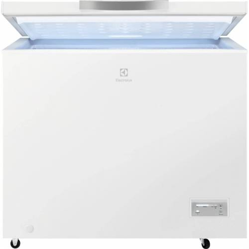 ELECTROLUX Šaldymo dėžė Electrolux LCB3LF26W0, LowFrost, A+, 254 L talpa 319,00EUR