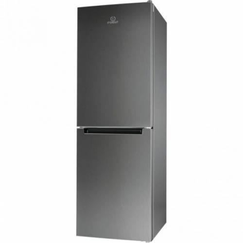 INDESIT 176 cm aukščio šaldytuvas su šaldikliu Indesit LR7 S1 X 315,00EUR