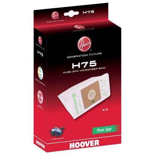 HOOVER Dulkių maišelis Hoover H75 Micro Bag ACUBE, 4 vnt. 7,99EUR