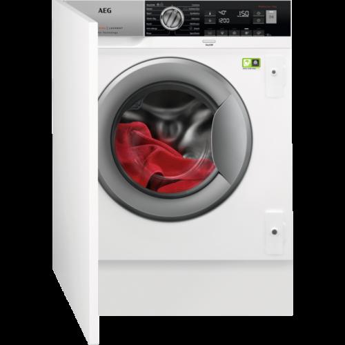 AEG Įmontuojama skalbimo mašina AEG L8FBE48SI 570,00EUR