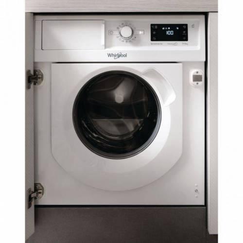 WHIRLPOOL Įmontuojama skalbimo mašina-džiovyklė WHIRLPOOL BI WDWG 75148 EU 399,00EUR