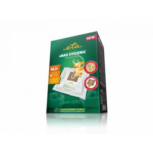 Eta Dulkių maišeliai eBAG ETA960068010 Hygienic 7,99EUR