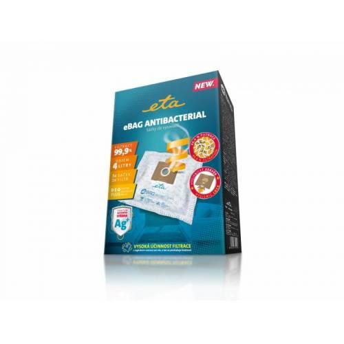 Eta Dulkių maišeliai eBAG ETA960068020 Antibacterial 8,99EUR