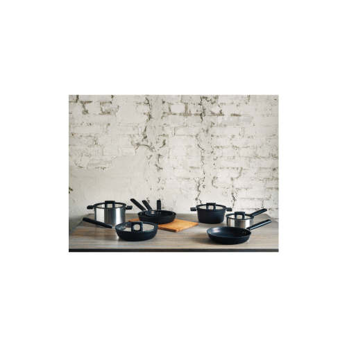 Fiskars Fiskars Hard Face Nerūdijančio plieno puodas 5 L / 22 cm (1052241) 87,00EUR