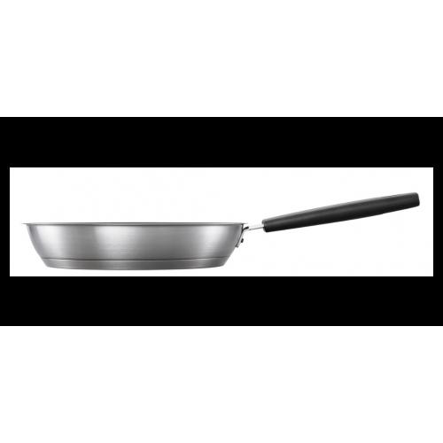 Fiskars Fiskars Hard Face Nerūdijančio plieno keptuvė 26 cm (1052246) 54,00EUR