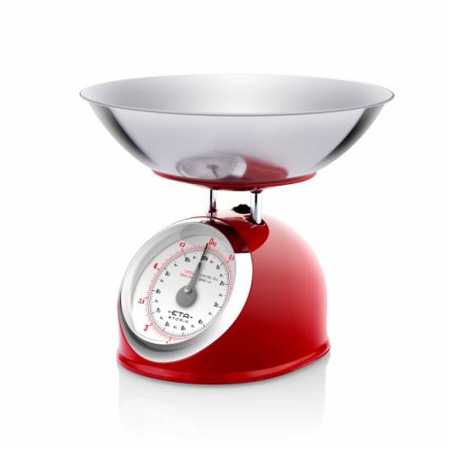 Eta Virtuvinės svarstyklės ETA577790030 Storio, raudonos spalvos 37,00EUR
