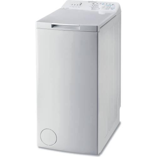 INDESIT Skalbimo mašina Indesit BTW L60300 EE/N, pakraunama iš viršaus 255,00EUR