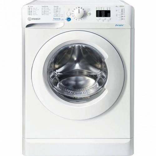 INDESIT Skalbimo mašina Indesit BWSA 61251W EE N, A+++, vos 43 cm gylio 259,00EUR