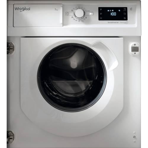 WHIRLPOOL Skalbyklė Whirlpool BI WMWG 71483E EU N, įmontuojama- NEMOKAMAS siuntimas! 339,00EUR