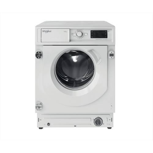 WHIRLPOOL Skalbimo mašina su džiovinimu Whirlpool BI WDWG 751482 EU N, įmontuojama 439,00EUR