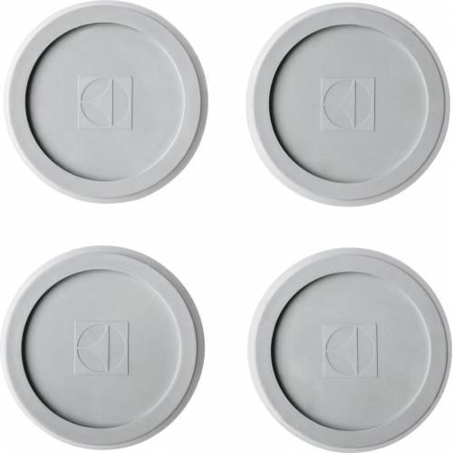 ELECTROLUX Skalbyklių antivibraciniai padėkliukai Electrolux E4WHPA02, 4 vnt. 9,00EUR