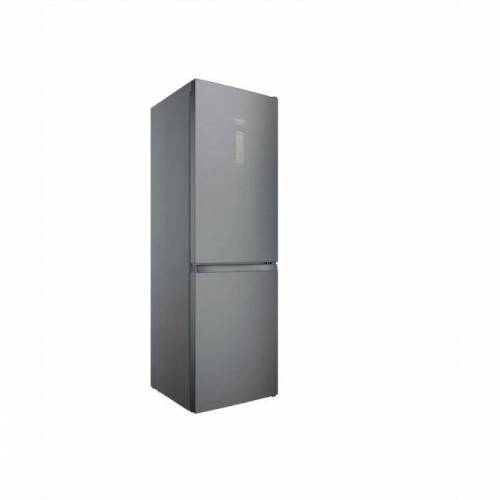 Hotpoint ARISTON Šaldytuvas Hotpoint HAFC8 TO21SX, 191 cm, No Frost, Metalo spalvos 489,00EUR