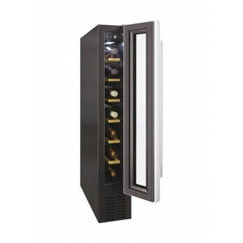 HOOVER Vyno šaldytuvas Hoover HWCB 15/1, įmontuojamas. NEMOKAMAS siuntimas 349,00EUR